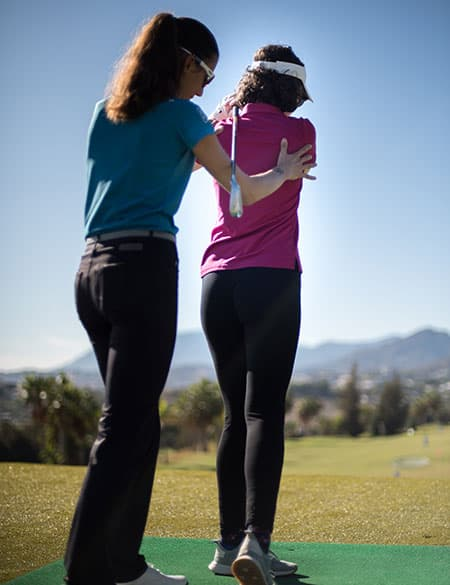 Physio Golf Marbella - Clases de golf saludable